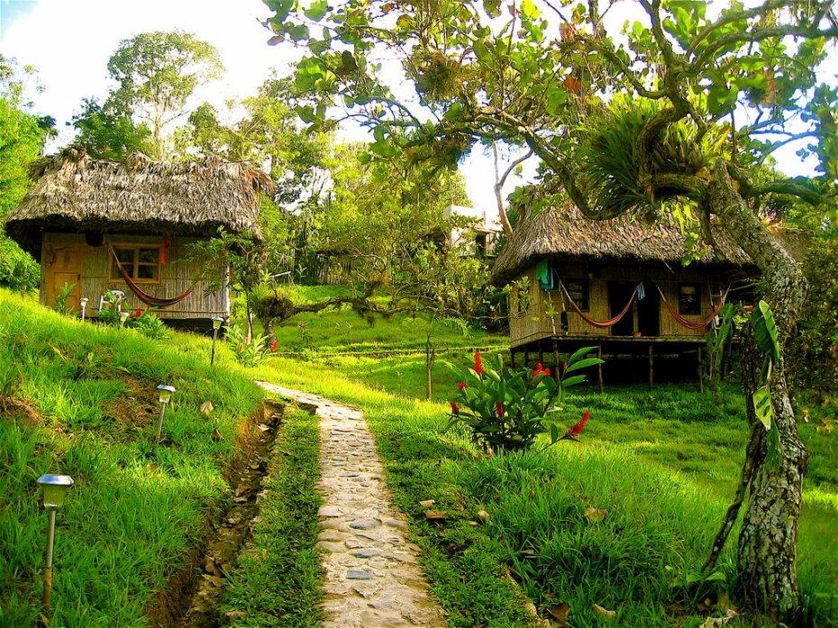 El Retiro cabanas