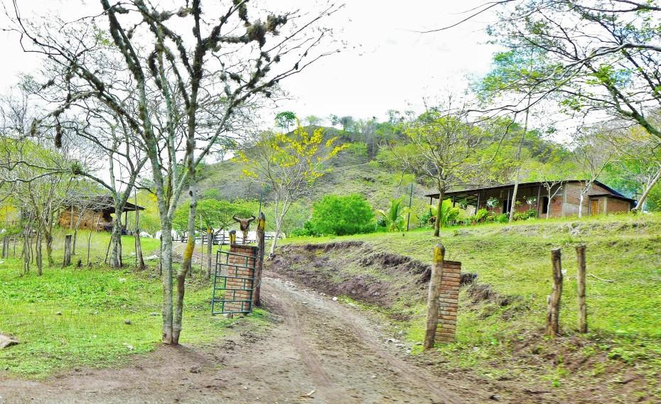 home in the farmlands
