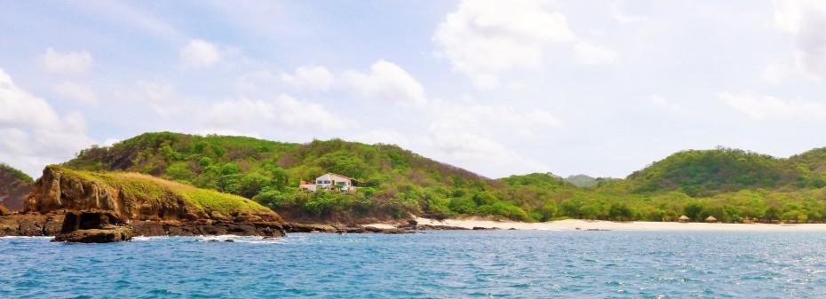 Beautiful Nicaraguan beach after beach along the pacific coast