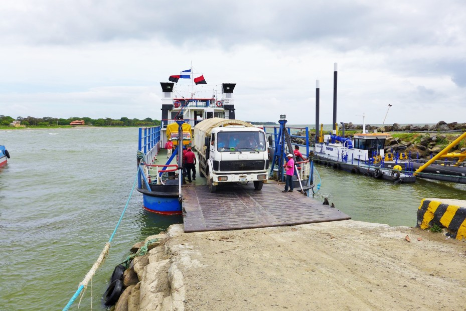 unload/reload and head on back to Ometepe