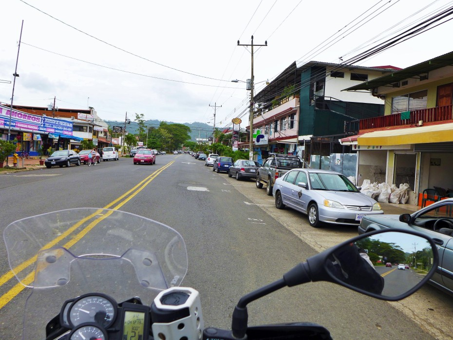 streets of Jaco