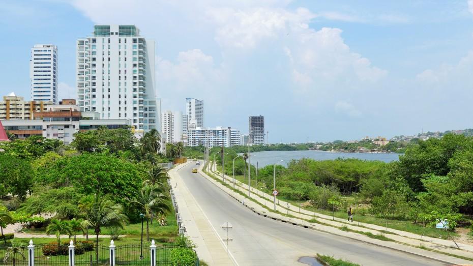 modern day Cartagena