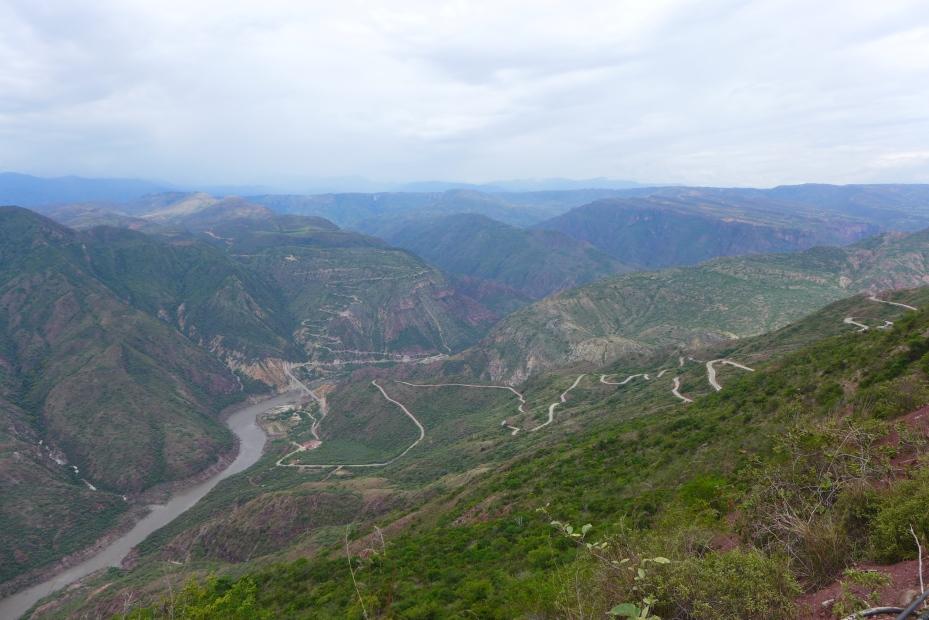 s.e. Andes