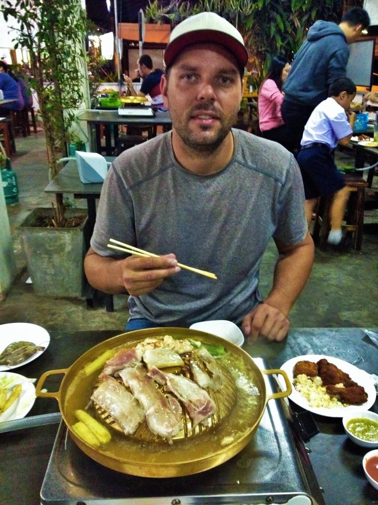 A BBQ Thai style