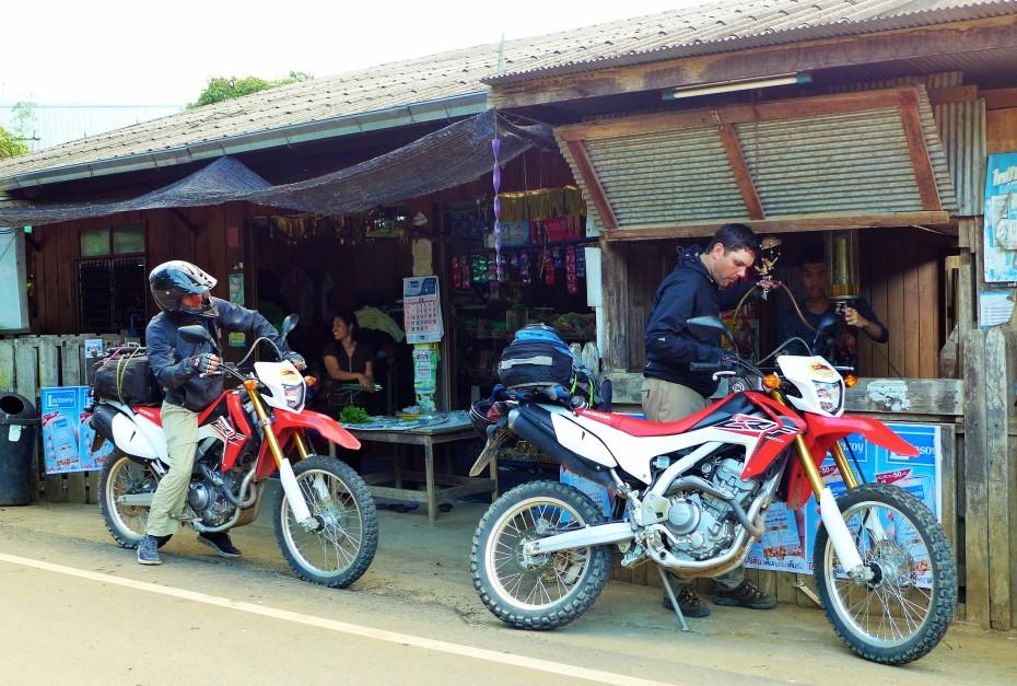 fill er up thai style