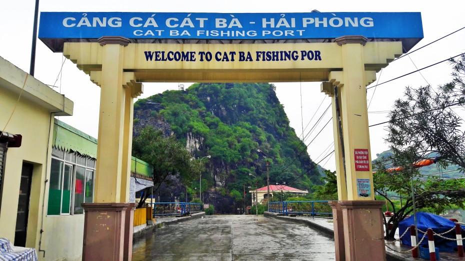 still very much a fishing port